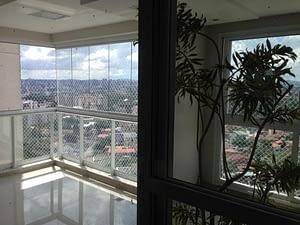 Redes de proteção em Curitiba